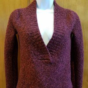 Moda International Maroon Sweater